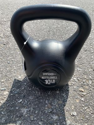NWT ProStrength 10 Pound Kettlebell Weight for Sale in Irvine, CA