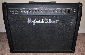 H&K Switchblade 100 Combo Amp with Foot Switch for Sale in Murfreesboro, TN