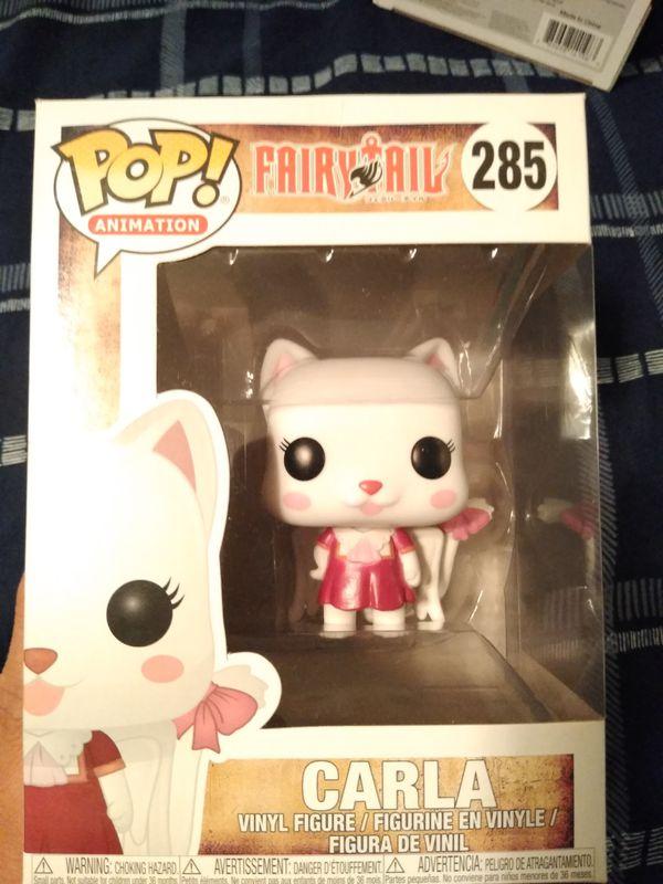 Fairy Tail Carla Funko Pop (Not Mint)