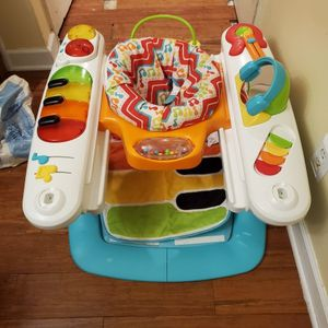 Fisher Price 4 In 1 Step N Play Piano for Sale in Philadelphia, PA