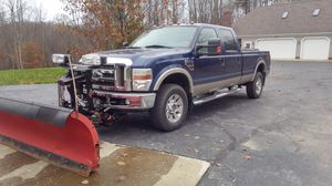 2008 Ford F350 Lariat Crew Cab for Sale in Chardon, OH
