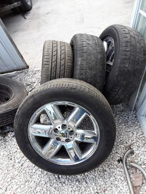 Tires with rims for Sale in Miami Shores, FL