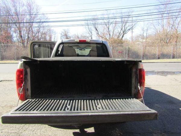 2004 Chevrolet Colorado Crew Cab