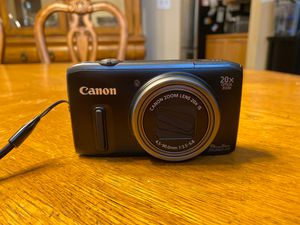 Canon PowerShot SX260 HS for Sale in Lynnwood, WA