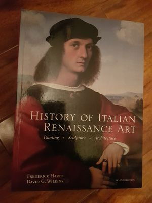 New - History of Italian Renaissance Art - Seventh Edition for Sale in Pittsburg, CA