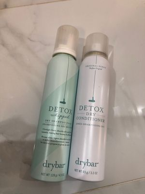 DryBar Dry Shampoo and Conditioner for Sale in Los Angeles, CA