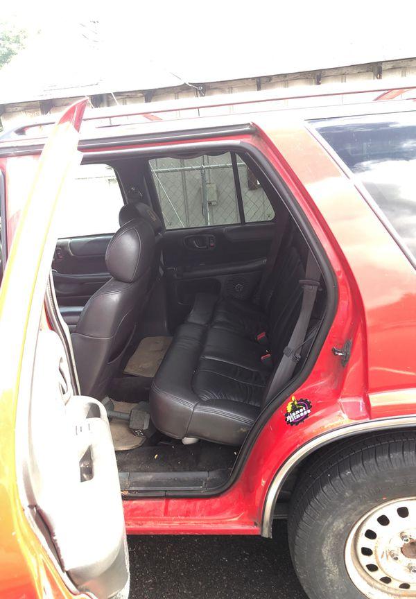 2001 Chevy blazer