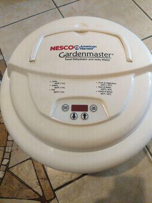 Nesco Gardenmaster Food Dehydrator for Sale in Clovis, CA
