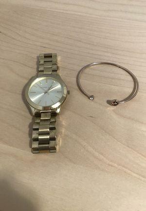 Michael Kors Watch and Bracelet for Sale in Phoenix, AZ