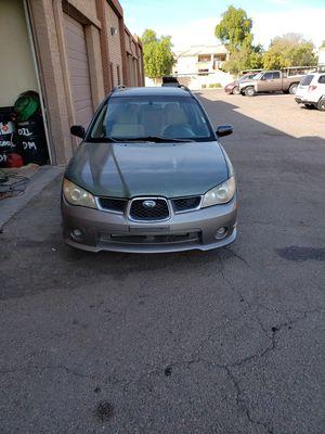 06 Subaru Impreza wagon for Sale in Glendale, AZ