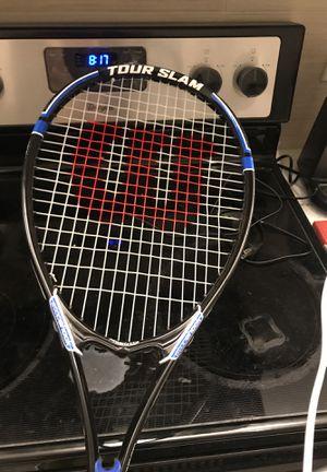Stopshock tennis racket for Sale in Seattle, WA