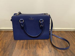 Kate Spade purse in royal blue for Sale in Hayward, CA
