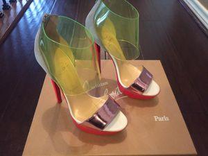 Christian Louboutin Platform Heels for Sale in Richmond, TX