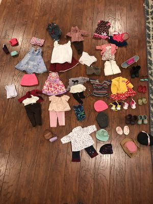 Journey Girl Doll Clothes for Sale in West Jefferson, OH