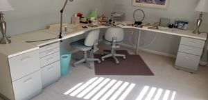 Corner Office desk for Sale in Poolesville, MD