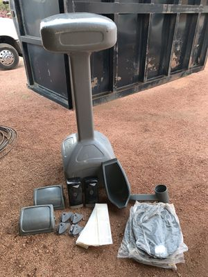Ports toilet accessories for Sale in Young, AZ