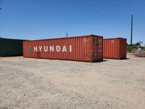 Storage/Shipping Container **VARIOUS SIZES AVAIL** for Sale in Laveen Village, AZ