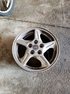 Pontiac rims for Sale in Brunswick, OH