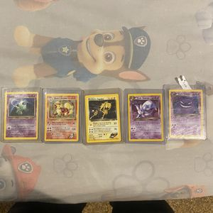 Pokémon Cards $100 Each Obo for Sale in Columbus, OH