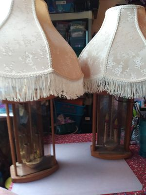 Set of living room lamps for Sale in Watertown, NY