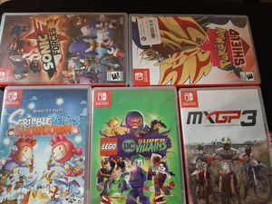 Nintendo games for Sale in Los Angeles, CA