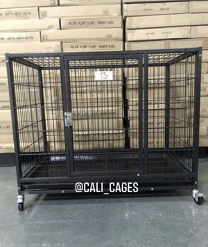 Dog pet cage kennel size 37 medium new in box 📦 for Sale in Chino, CA