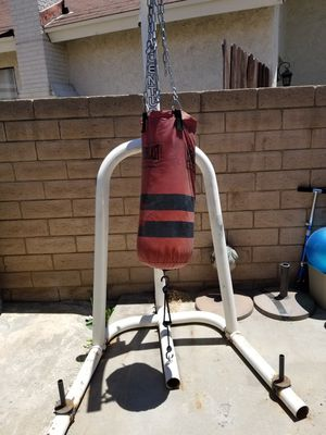 Punching Bag Stand for Sale in Los Angeles, CA