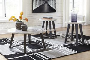 3 pc Coffee and End Table Set, SKU# ASHT414-13TC for Sale in Norwalk, CA