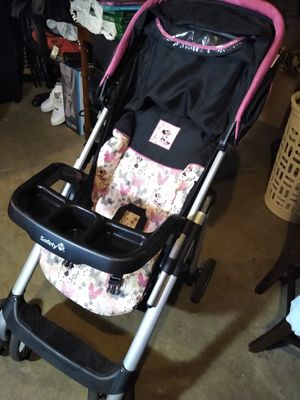 Baby stroller and matching car seat for Sale in Rankin, PA