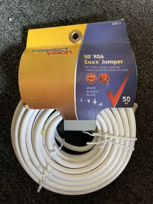 50' Coax Cable for Sale in Denver, CO
