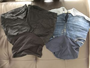 Assortment of maternity clothes sizes XS and S for Sale in Houston, TX
