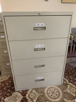 Office filing cabinets for Sale in Santa Ana, CA
