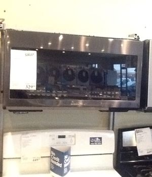 New open box Samsung microwave ME21M706BAG for Sale in Bellflower, CA