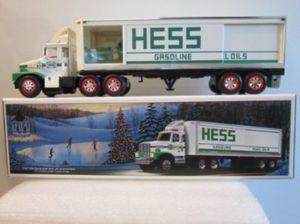 1987 Hess Toy Truck Mint in Box for Sale in Lakehurst, NJ