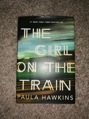 Girl on the Train, Hard Cover for Sale in Seaford, DE