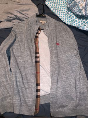 Burberry jacket size large for Sale in Oklahoma City, OK