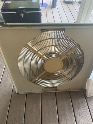 Window fan for Sale in Eddington, PA