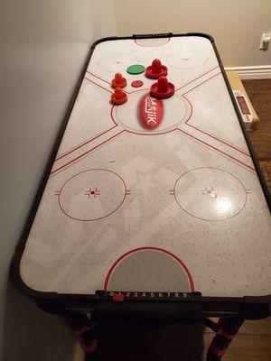 Air hockey table for Sale in Overgaard, AZ