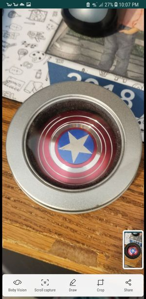 Captain America Fidget Spinners for Sale in Miami, FL
