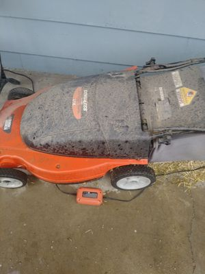 Electric cordless lawn mower for Sale in Lake Elsinore, CA