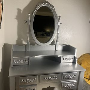 Silver Vanity for Sale in Carlsbad, CA