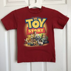 Toy Story kids shirt size small 5/6 for Sale in Orlando, FL