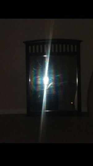 Mirror for top of dresser for Sale in Nashville, TN