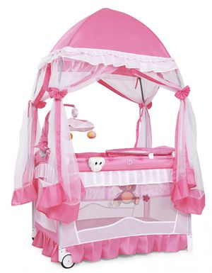 Portable Baby Playpen Crib Cradle W/ Carring Bag BB0443(143) for Sale in Covina, CA