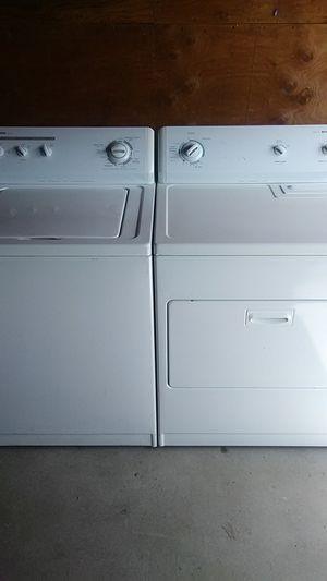 Washer & Dryer match set, Kenmore for Sale in Bellevue, WA