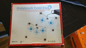 Cooling pad for laptops or notebook for Sale in Rockville, MD
