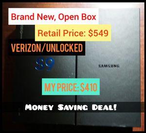 Samsung Galaxy s9 (64GB) Verizon/ Unlocked for Sale in Mesa, AZ