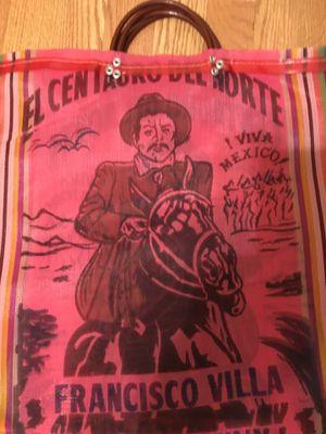 Pancho Villa, El Centauro Del Norte Sturdy Carry All Bag for Sale in Chicago, IL