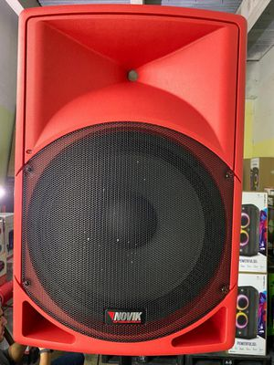 Brand new Novik Neo 350A 15 inch amplifiedc Bluetooth speaker, very powerful for Sale in Miami, FL