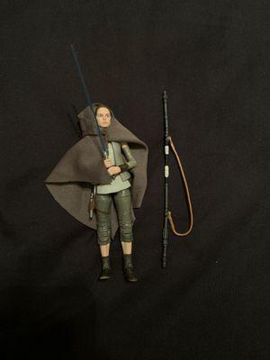 Rey black series figure for Sale in Carrollton, TX